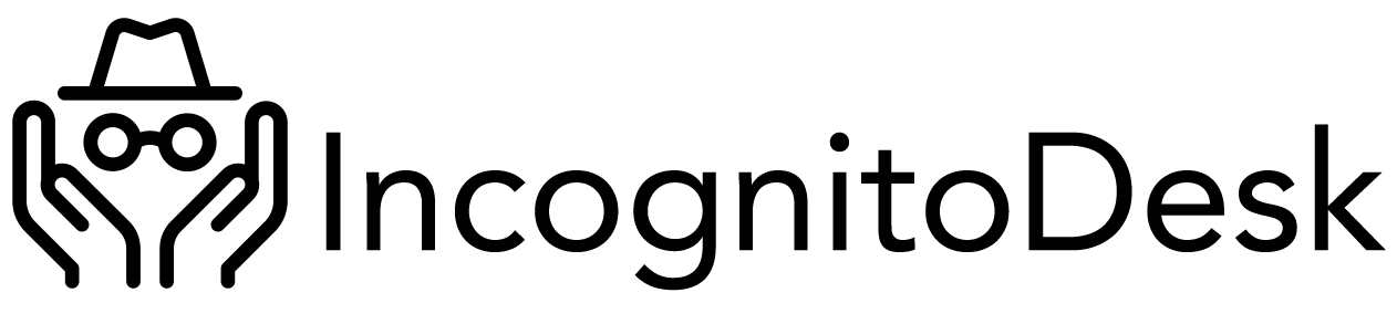 IncognitoDesk